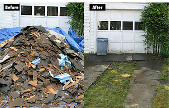 Before/After Junk Removal